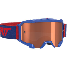 Leatt Velocity 4.5 Anti Fog Goggles royal rose